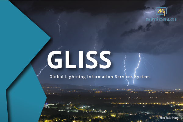 Global Lighnting Information Services System